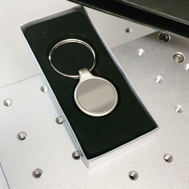 Lasergravur auf Metall.  #schlüsselanhänger #gravur #lasermarkierung #gravieren #lasergravur