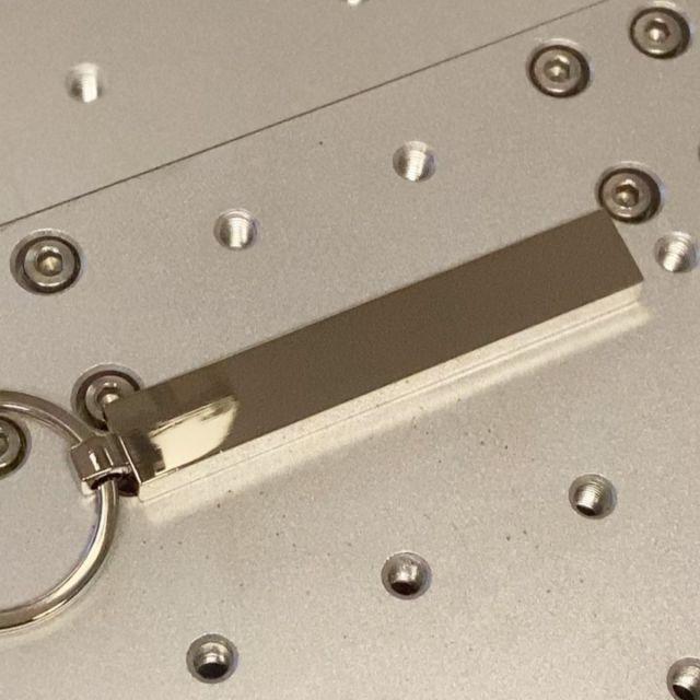 Lasergravur auf Metall.  #gravur #lasergravieren #lasergravur #gravieren #schlüsselanhänger #personaliert #individuell
